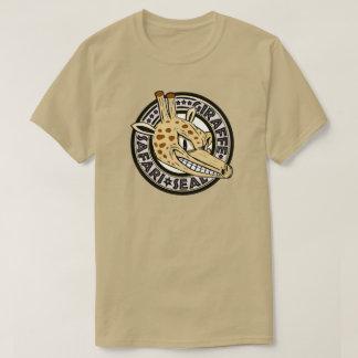 Giraffe Safari Seal T-Shirt