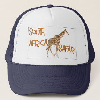 Giraffe Safari South Africa Cap