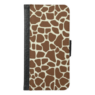 Giraffe Samsung Galaxy S6 Wallet Case