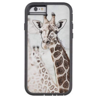 Giraffe Sketch Tough Xtreme iPhone 6 Case
