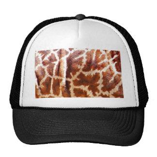 Giraffe Skin_ Hats