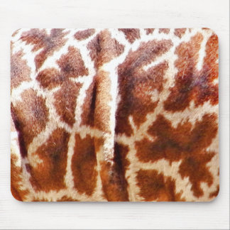 Giraffe Skin_ Mousepads