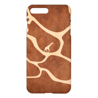 Giraffe Skin Pattern Surface Stains Lines iPhone 7 Plus Case