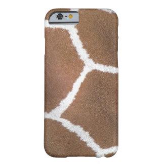 Giraffe Skin Print Barely There iPhone 6 Case