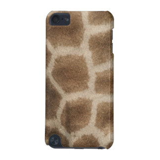 Giraffe skin with brown spots, photo from Africa iPod Touch (5th Generation) Cover