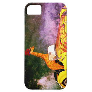 Giraffe Space iPhone SE + iPhone 5/5S Case For The iPhone 5