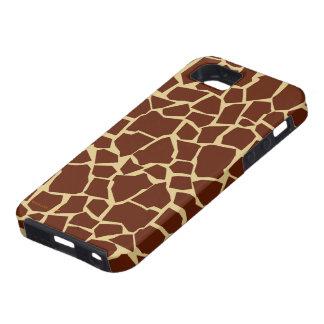 Giraffe Spots Pattern Animal Print Fun iphone 5 Tough iPhone 5 Case