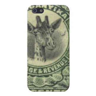 Giraffe Stamp iPhone Case Case For iPhone 5
