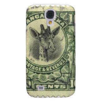Giraffe Stamp iPhone Case Galaxy S4 Cover