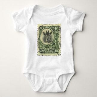 Giraffe Stamp Shirt