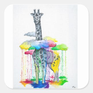 Giraffe Stickers