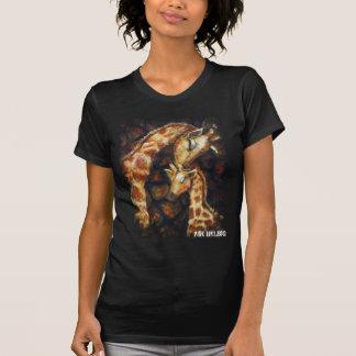 Giraffe T Shirt NIK HELBIG