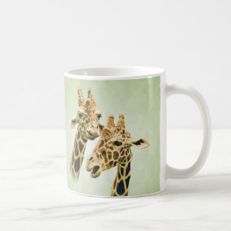 Giraffe Talk Coffee Mug