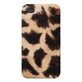 Giraffe texture fur skin pattern print photograph iPhone 4 covers