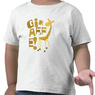 Giraffe! Tshirt