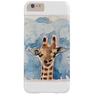 Giraffe Watercolour Phone Case