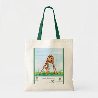 Giraffee, shared resources bag