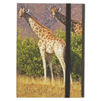 Giraffes 1B Powiscase iPad Air Cases