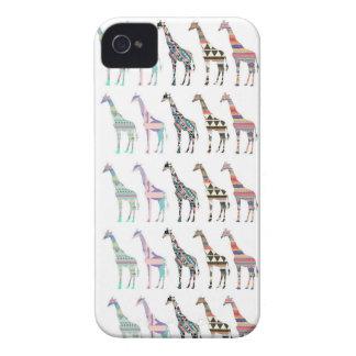Giraffes iPhone 4 Cases