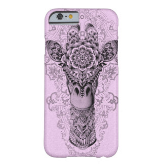 GIRAFFES I LOVE GIRAFFES BARELY THERE iPhone 6 CASE