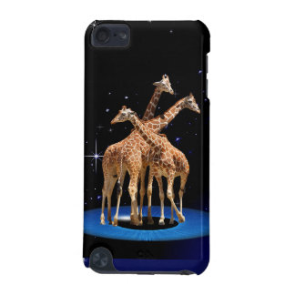 GIRAFFES IN SPACE iPod TOUCH (5TH GENERATION) COVERS