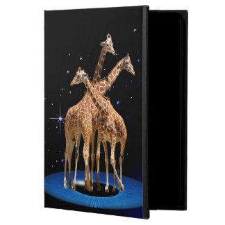 GIRAFFES IN SPACE iPad AIR COVERS