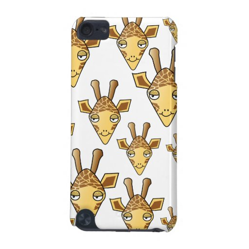 Giraffes Pattern. iPod Touch 5G Covers