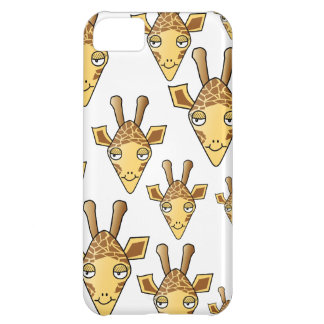 Giraffes Pattern. Cover For iPhone 5C