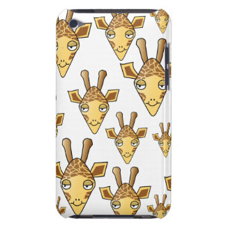 Giraffes Pern Barely There iPod Cases
