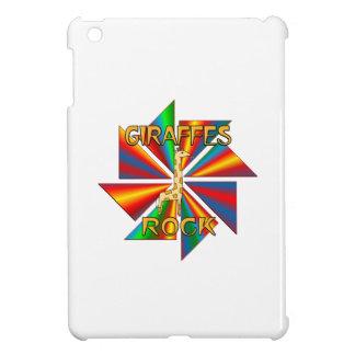 Giraffes Rock iPad Mini Covers