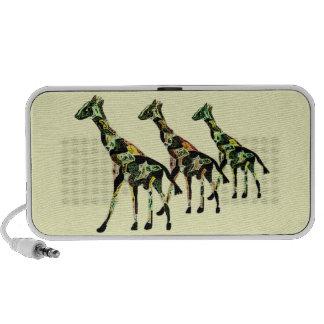 Giraffes Speaker