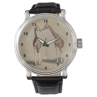 GIRAFFES WATCH