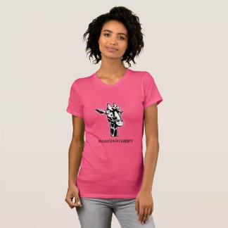 #GiraffeWatch2017 Colored T-Shirt (Women's)
