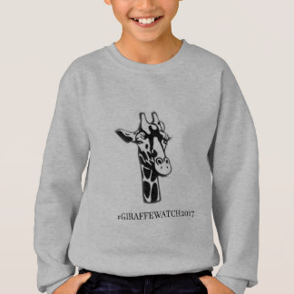 #GiraffeWatch2017 Sweatshirt