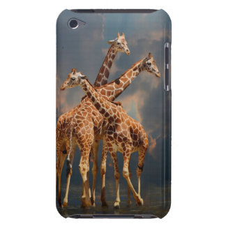 GIRAFFIC FANTASY BARELY THERE iPod COVER