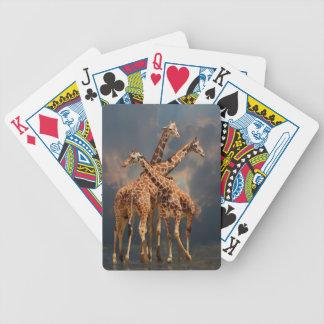 GIRAFFIC FANTASY DECK OF CARDS