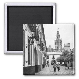 Giralda: Seville Magnet