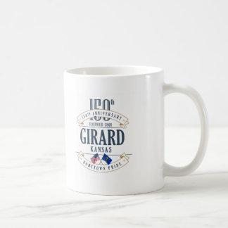 Girard, Kansas 150th Anniversary Mug