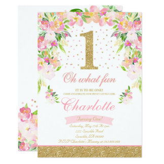 Elegant Birthday Invitations Announcements Zazzlecomau