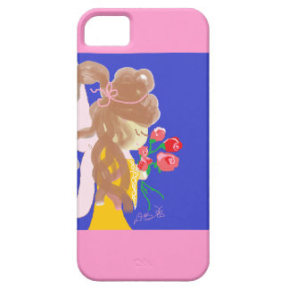 Girl Angel Phone Case iPhone 5 Covers