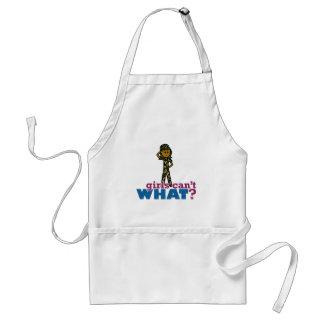 Girl Army Recruit Aprons