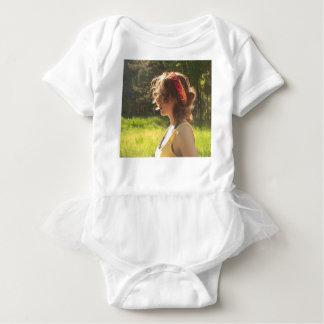girl baby bodysuit