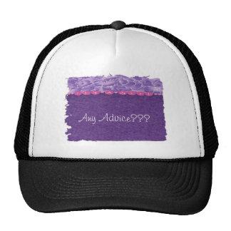 Girl-baby shower cap