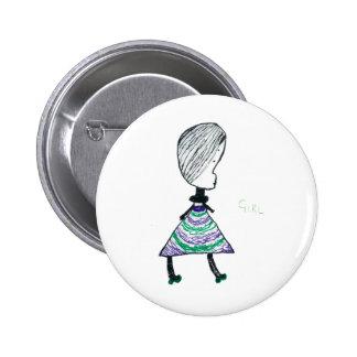 Girl Buttons