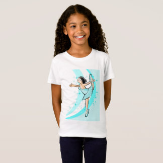 Girl dancing ballet with its sublime enchantment T-Shirt