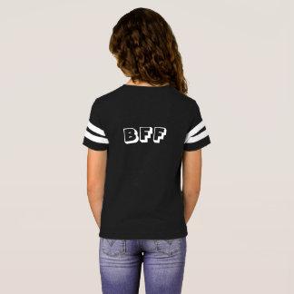 Girl football shirt