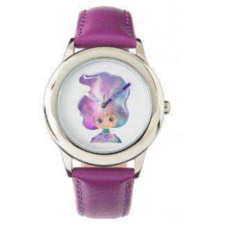 Girl Galaxy Watch
