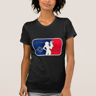Girl Gamer Pwns You! T-shirts
