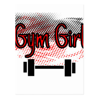 Girl Girl Postcard