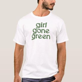 girl gone green T-Shirt